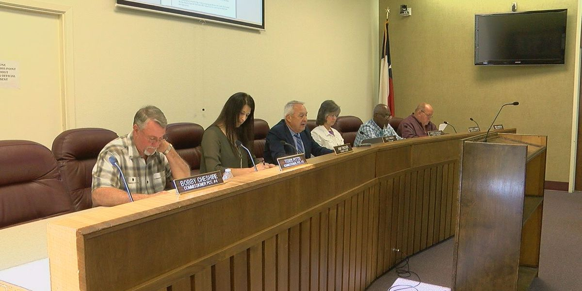 Angelina County Commissioners approve health outcome analysis
