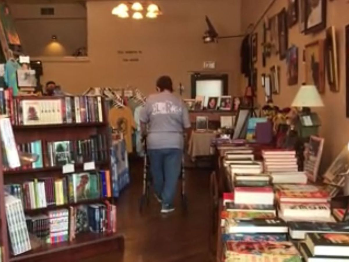 Nacogdoches independent bookstore gets a little help from community