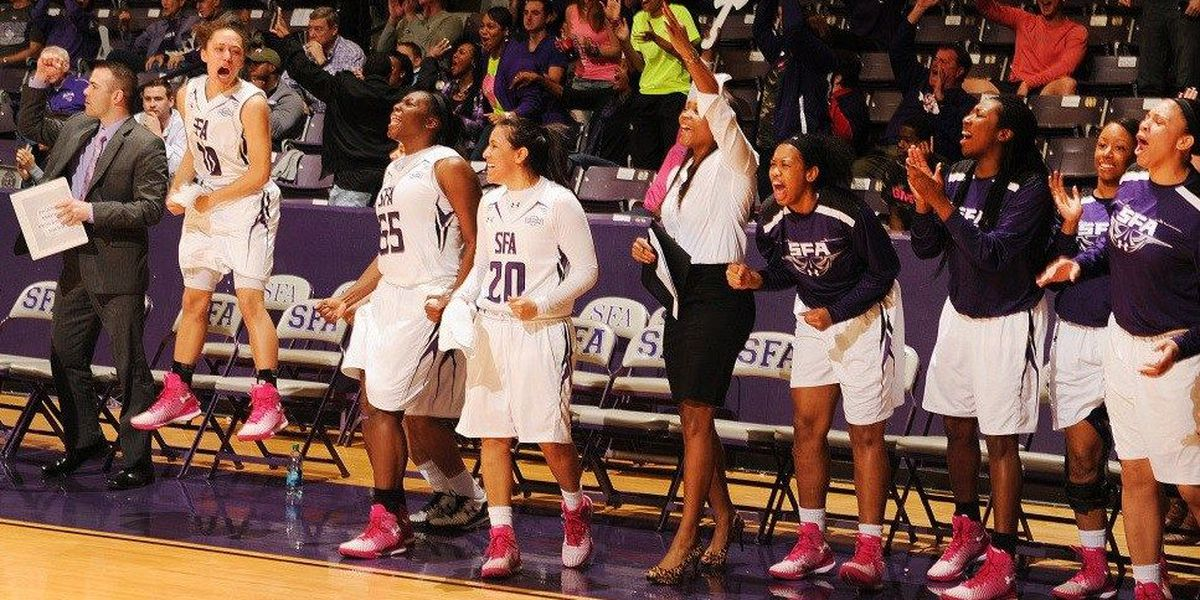 SFA picked 3rd in both SLC Preseason Polls