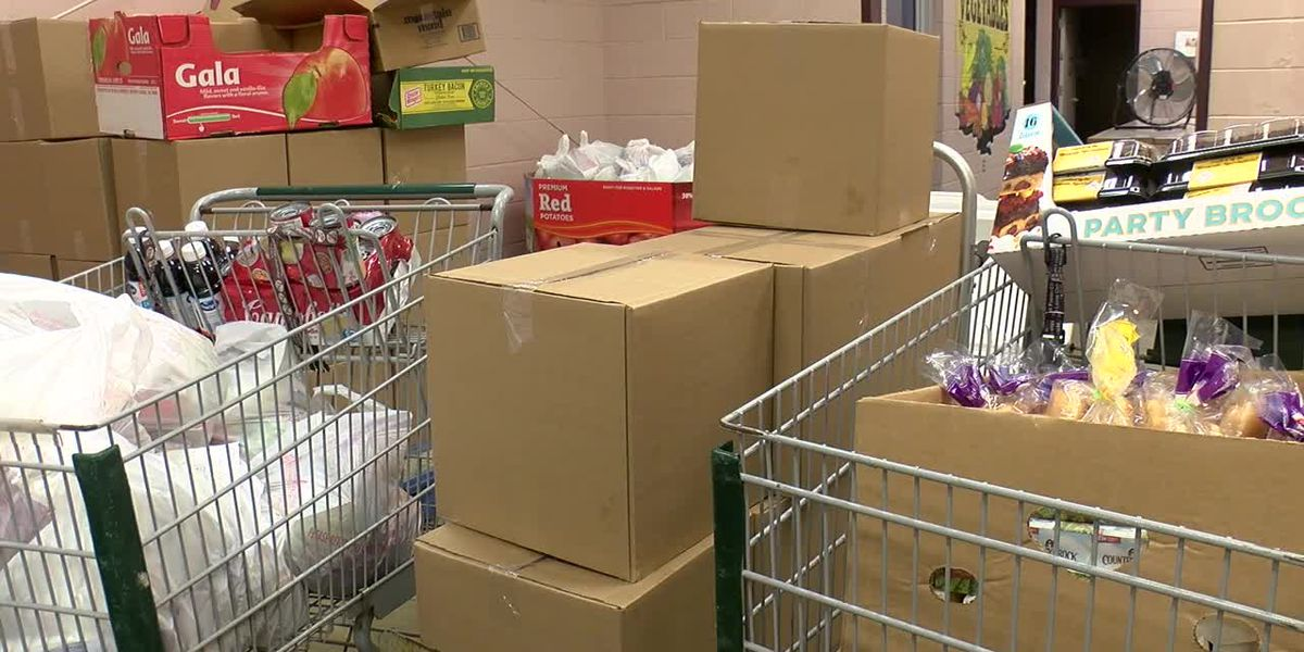 Lufkin's Christian Information and Service Center launches program to deliver food, household items to those in need