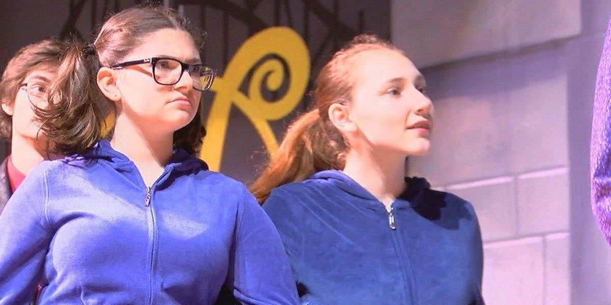 Lufkin High School brings Charlie and the Chocolate Factory center stage