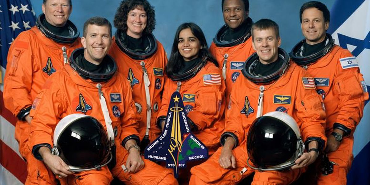 High school robotics competition to honor Columbia crew on 16th anniv. of shuttle tragedy