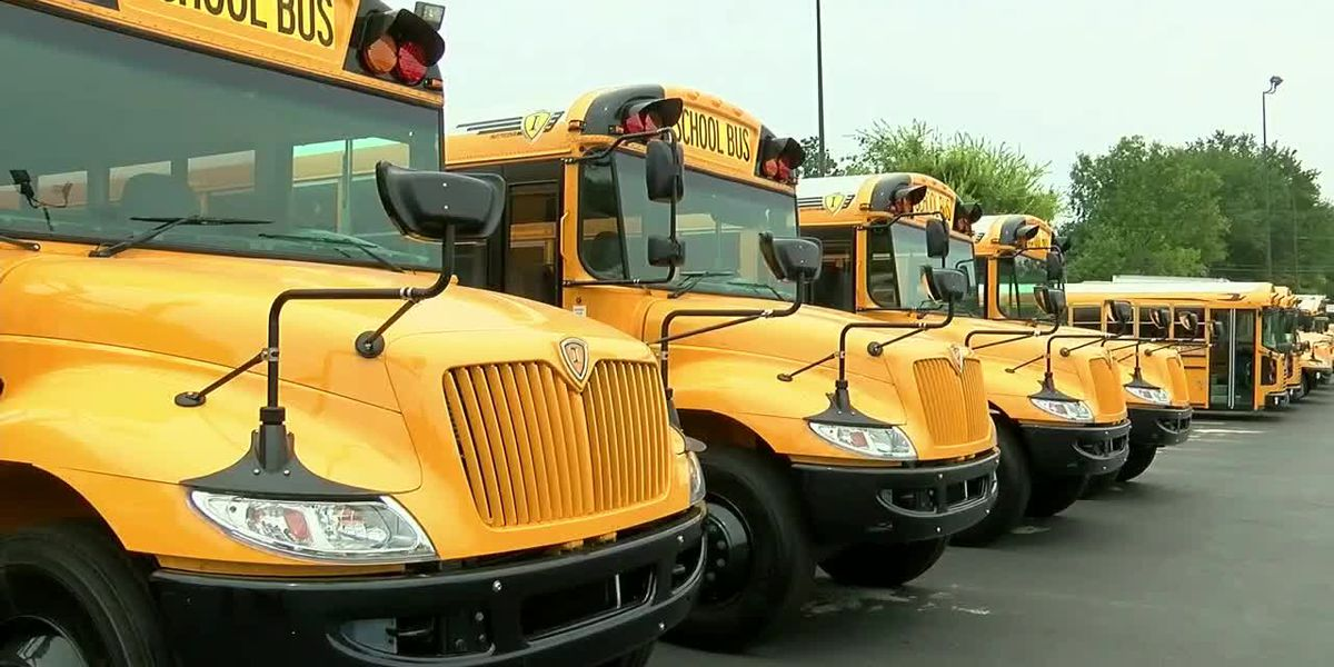 The Next Normal: Riding school buses and transportation safety
