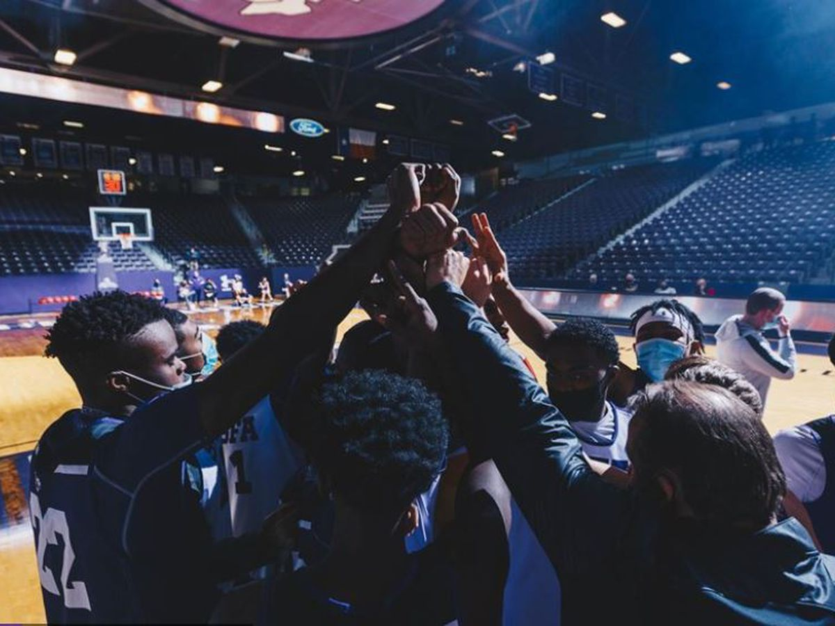 SFA men's basketball team announces second schedule change in 24 hours