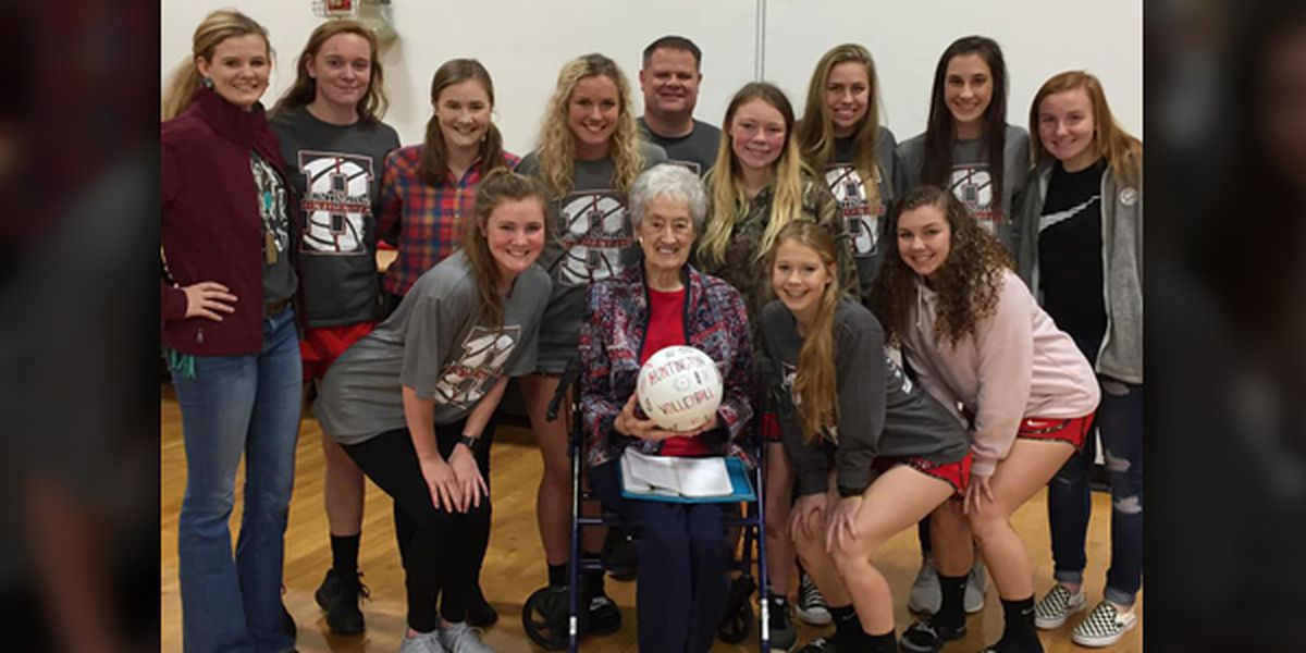 East Texas volleyball legend dies