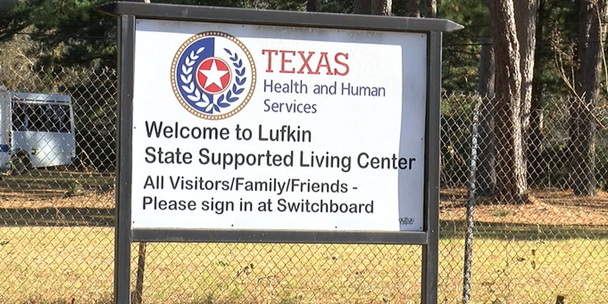 Lufkin State Supported Living Center begins administering COVID-19 vaccines