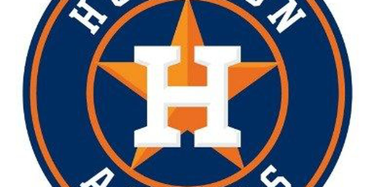 Tempers flare as Astros beat Rangers 6-2 in series opener