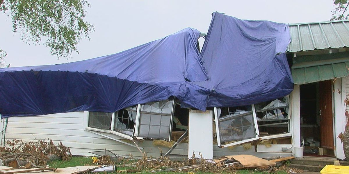 Preliminary report shows scope of tornado damage in San Augustine County