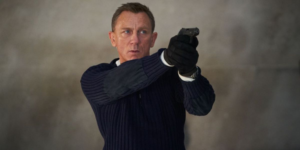 007: MGM releases 1st trailer for latest Bond film 'No Time to Die'