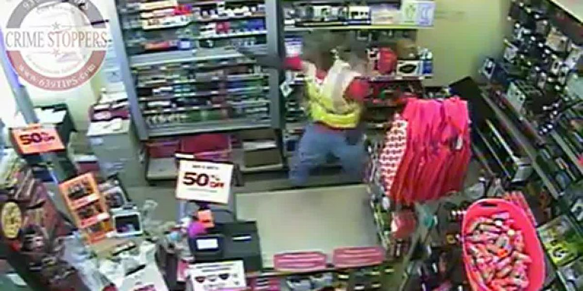 'Coordinated crooks' steal hundreds of dollars' worth of cigarettes from Lufkin store