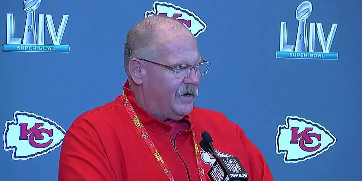 Coleman on the Road: Chiefs coach Andy Reid says Alex Smith mentor to Pat Mahomes