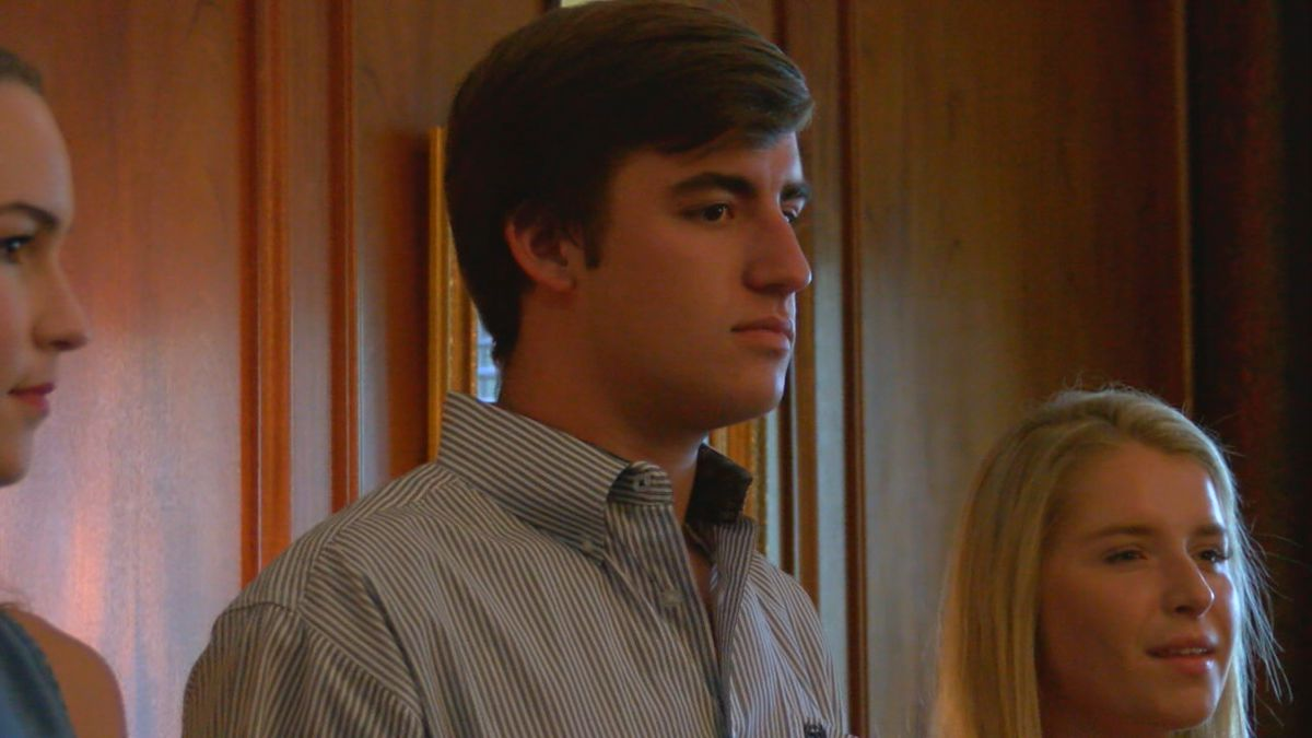 Lufkin/SFA cowboy recognized before SFA regents