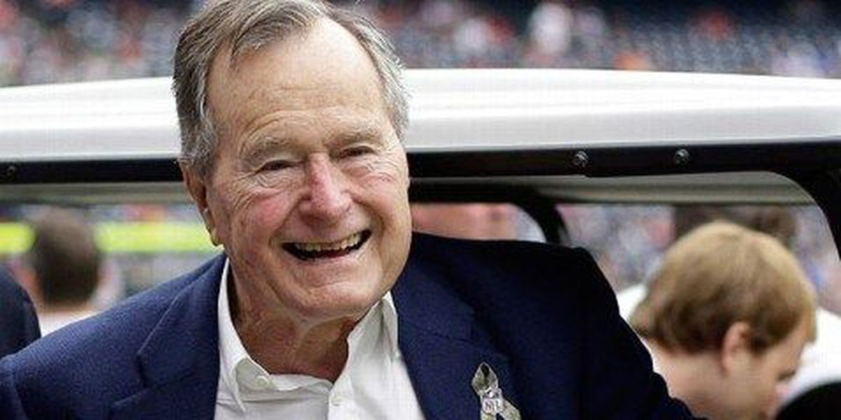 Former President George H.W. Bush released from ICU, expected to continue recovery