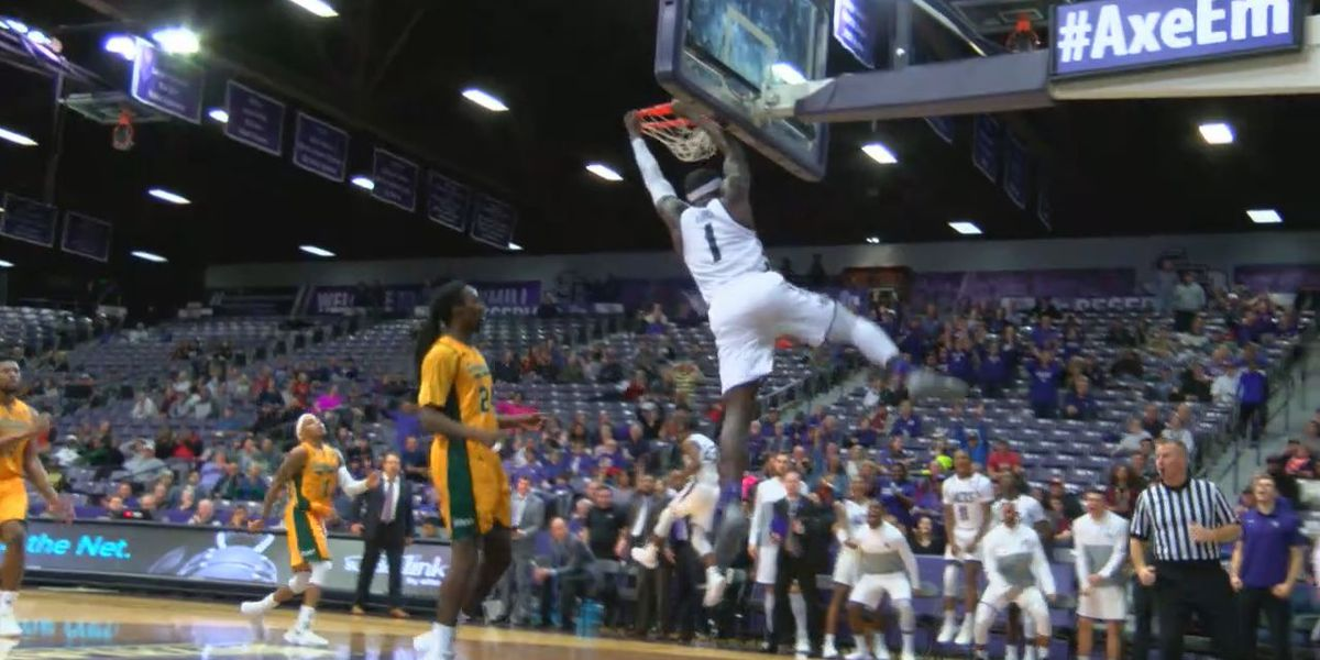 SFA Basketball unveils 2019 non-conference schedule