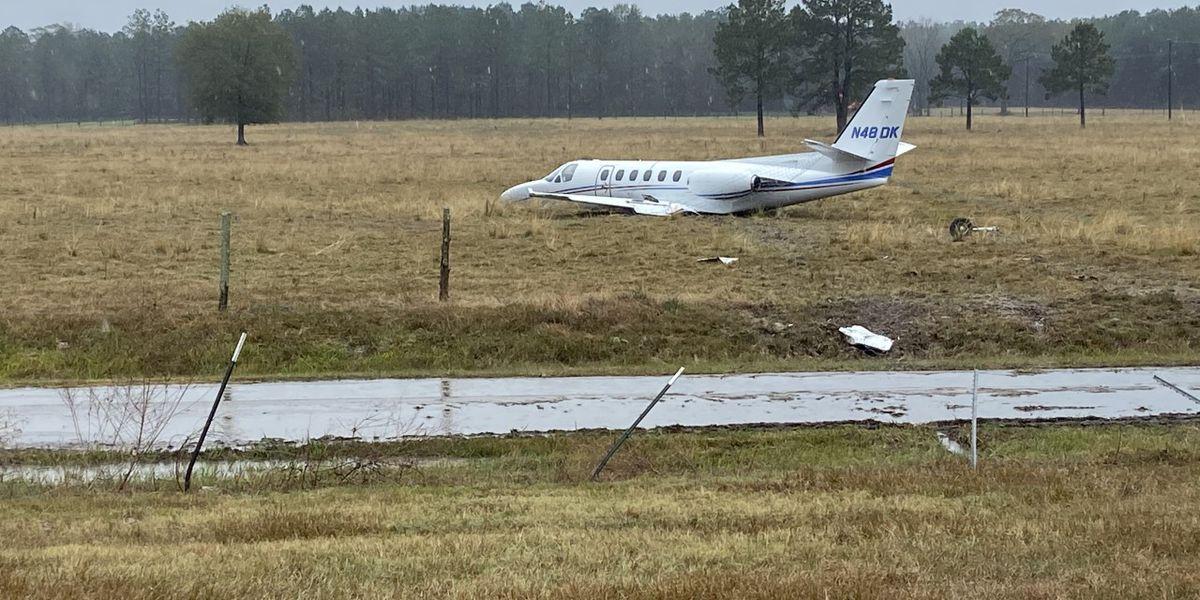 Presumptive Texas House Speaker Dade Phelan involved in plane crash at Angelina County Airport