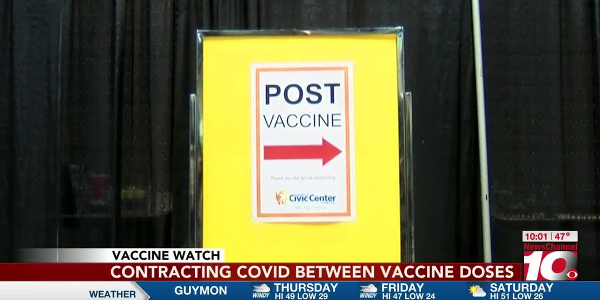 VIDEO: Doctor explains how people can contract COVID-19 between gap of 1st and 2nd dose of vaccine