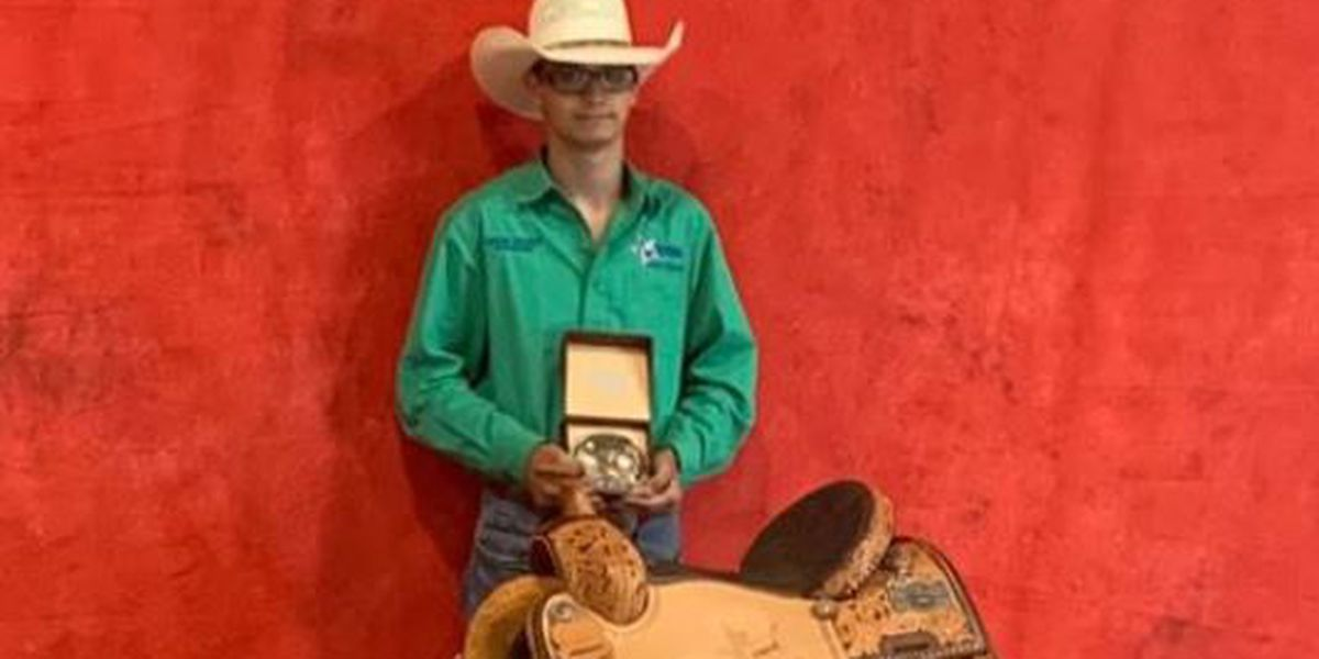 East Texans heading to National Junior High Rodeo