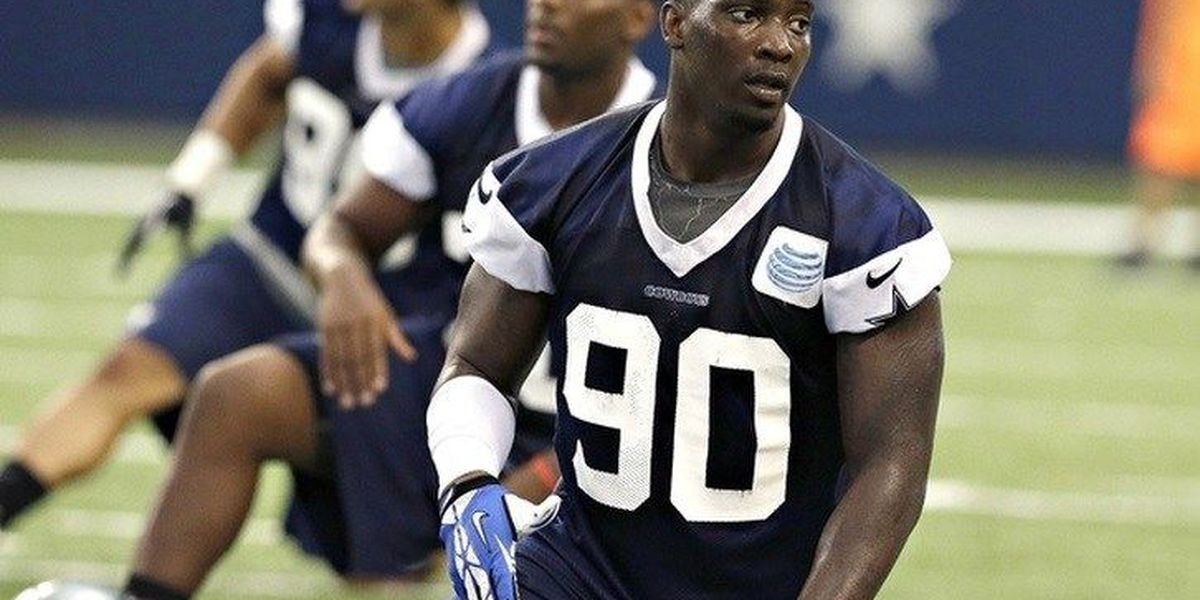 Dallas Cowboys' DeMarcus Lawrence appeal denied, faces 4-game suspension