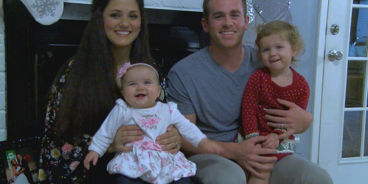 East Texas mother relies on faith when surviving postpartum depression
