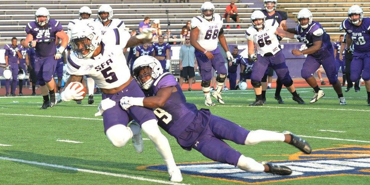 Spring Football wrap-up: Coach Conque's thoughts on SFA's spring performance