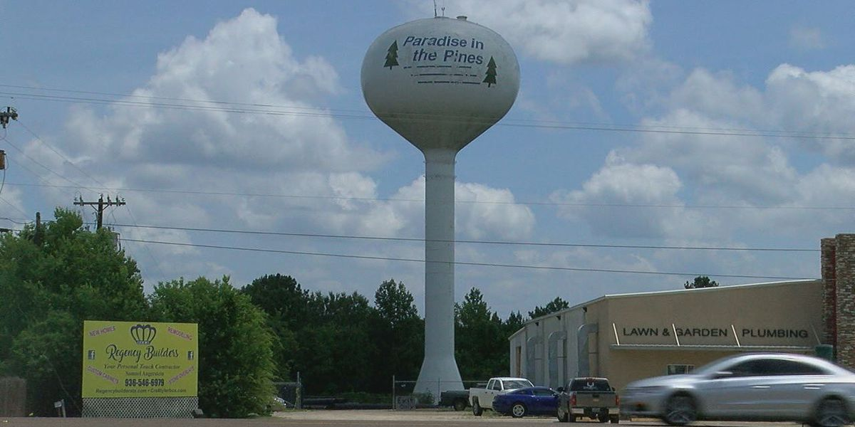 USDA Invests in Rural Water and Wastewater Infrastructure, including in Crockett