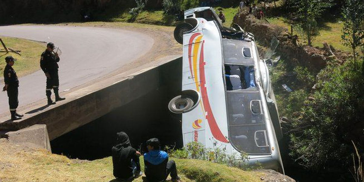 SFA students and professors injured in bus crash while studying abroad in Peru