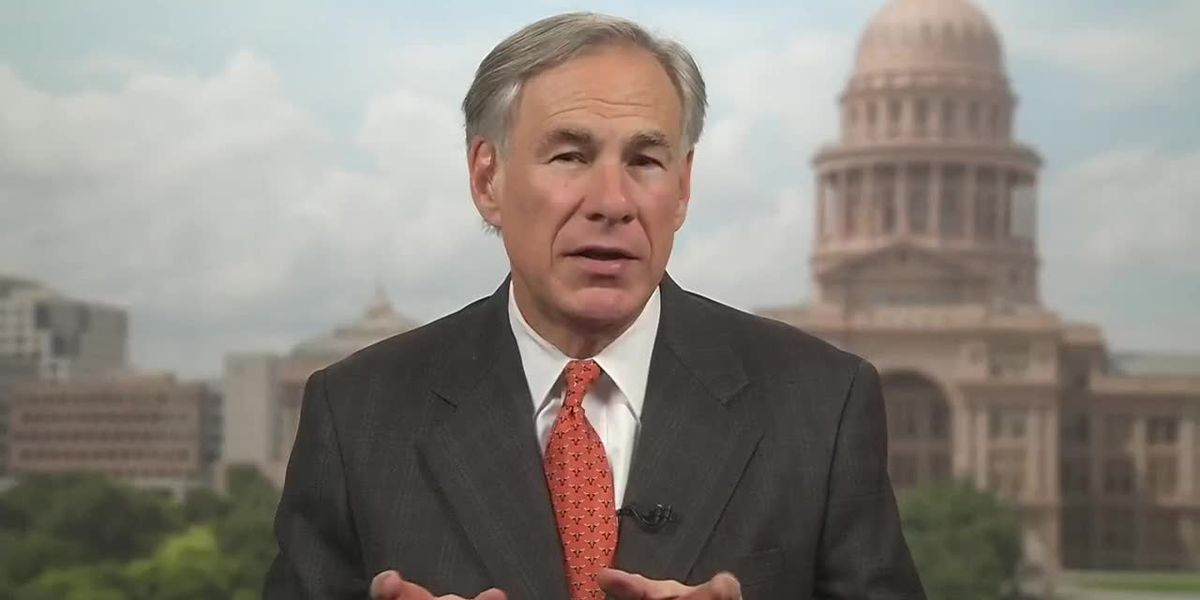 Gov. Abbott announces emergency relief funding for state higher education