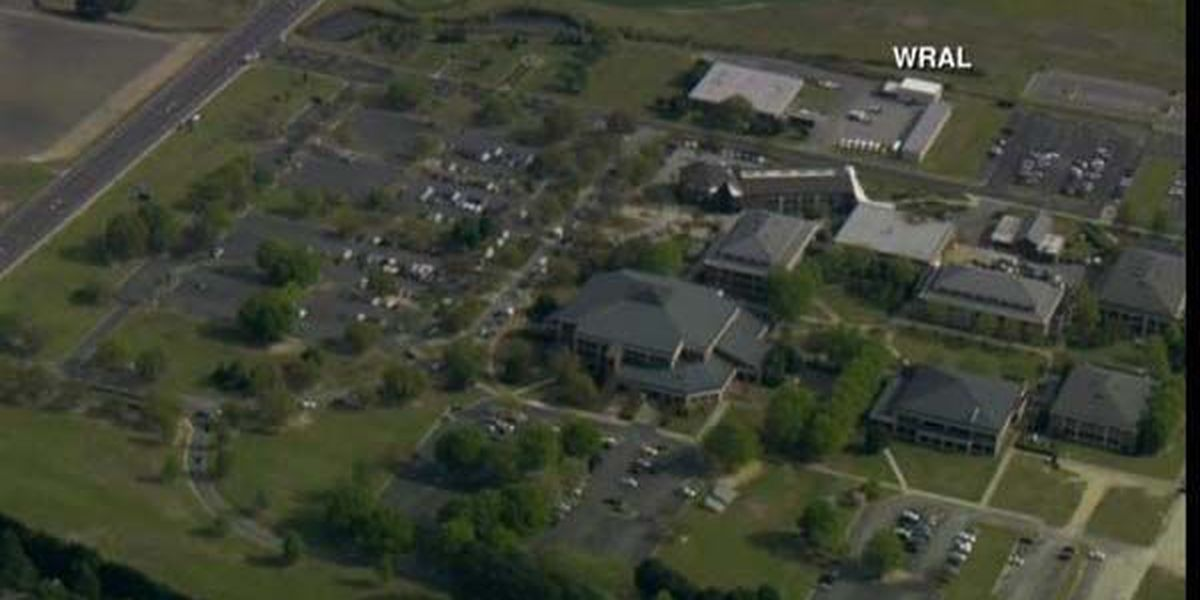 Search continues for suspect in killing at NC college