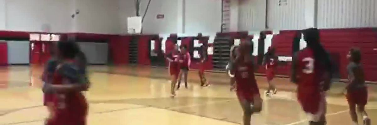 WEBXTRA: Diboll girls basketball team hoping to advance to regional tournament