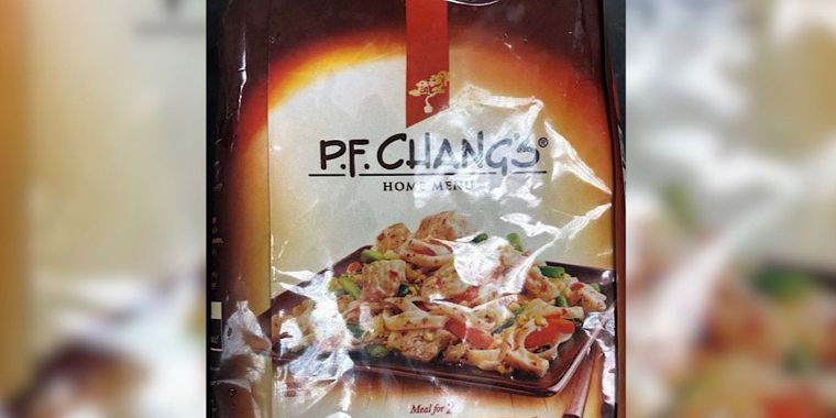 2 million pounds of P.F. Chang's recalled over misbranding; Tyson expands chicken recall