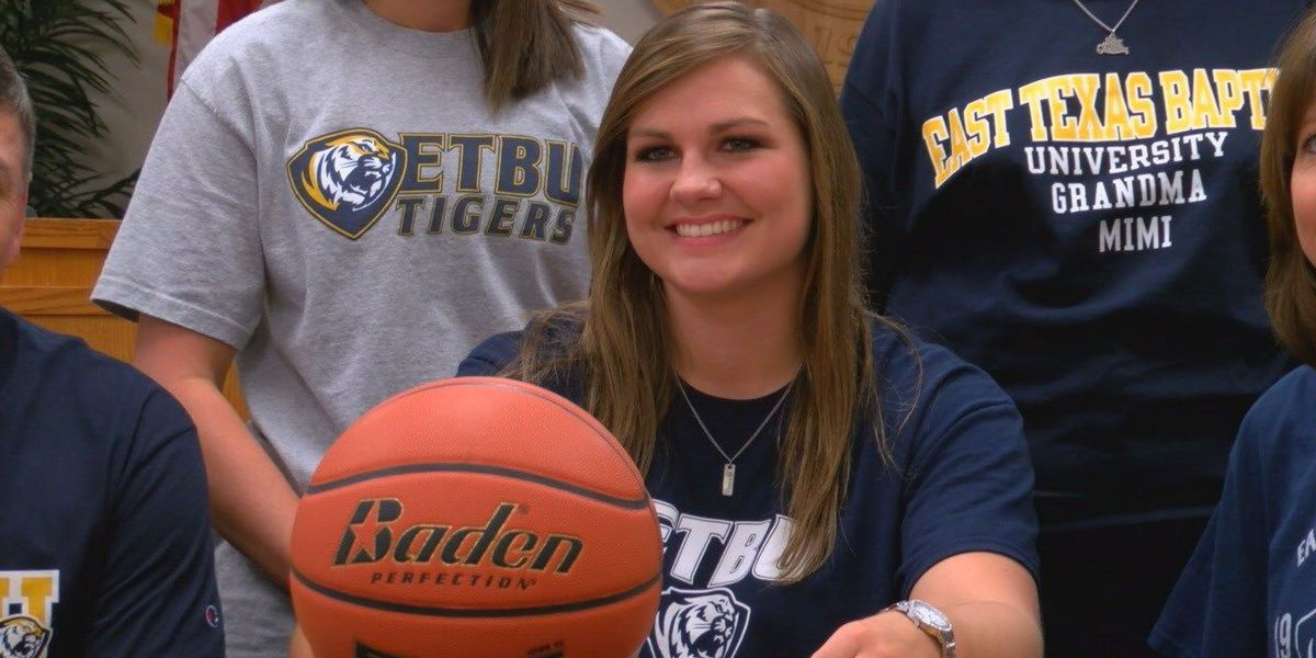Hannah Grandgeorge becomes first Lady Hornet basketball signing in 15 years