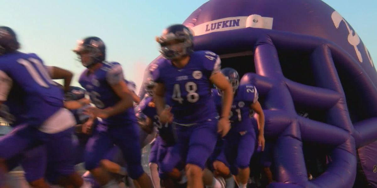 Lufkin Panthers waiting to see who and when they play in first round