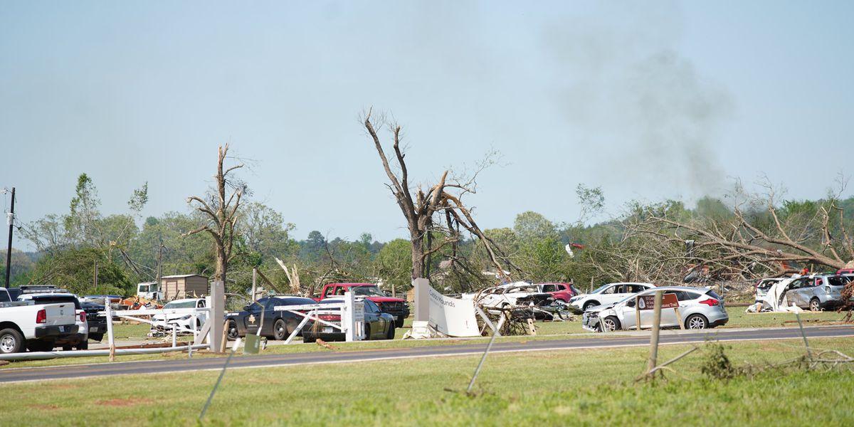 Caddo spirit brings tornado survivors together