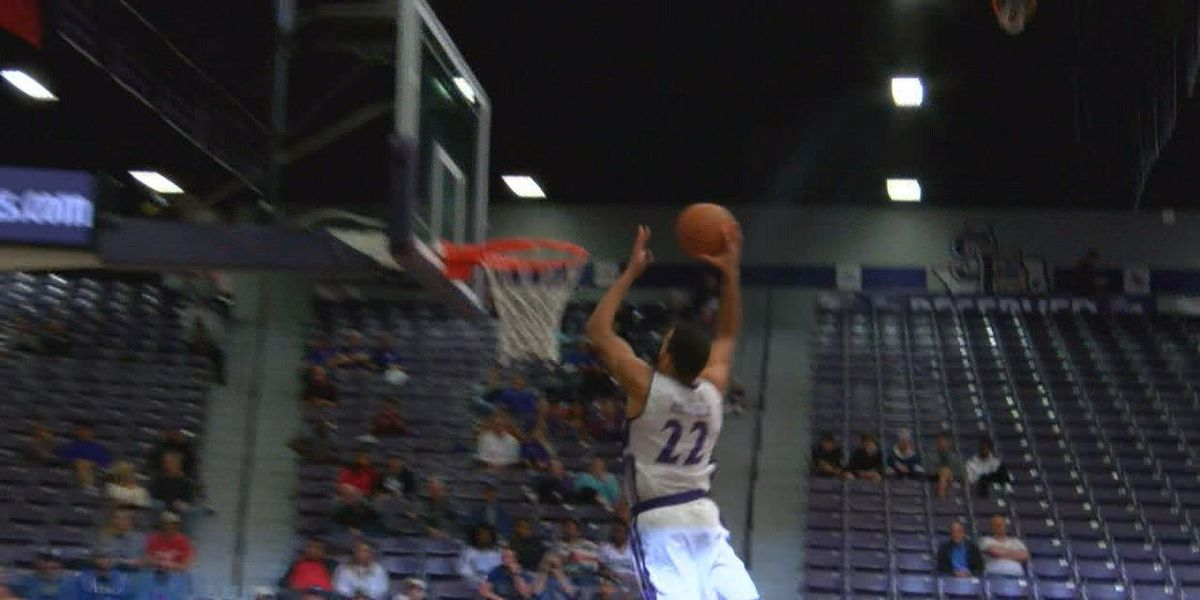 SFA teams sweep past Houston Baptist in basketball action