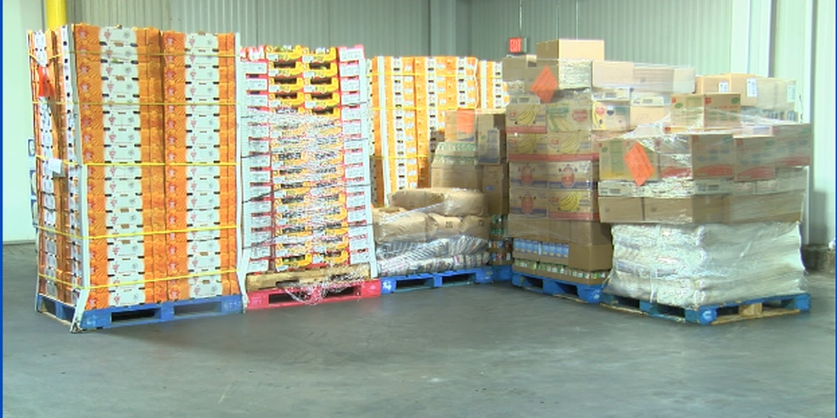 East Texas Food Bank sees benefits from China tariffs