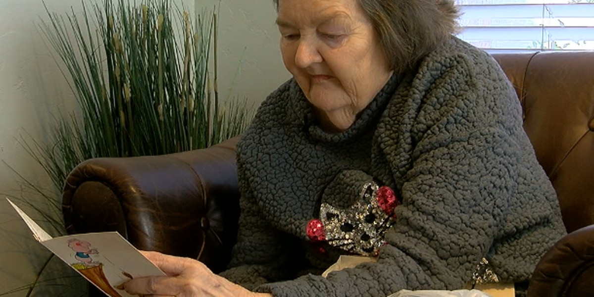 Son of former greeting card writer asks public to send her cards for 78th birthday
