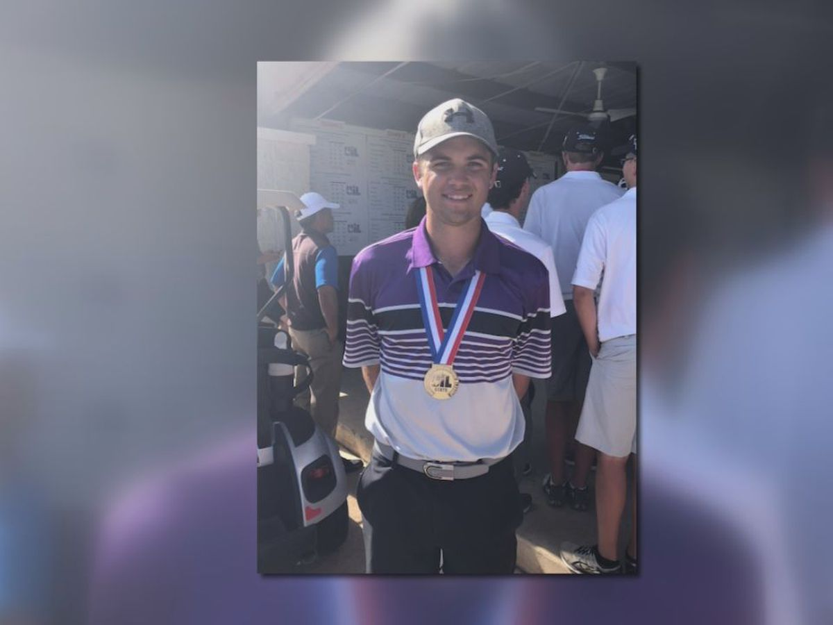 East Texans bring home medals from UIL State Golf Tournaments