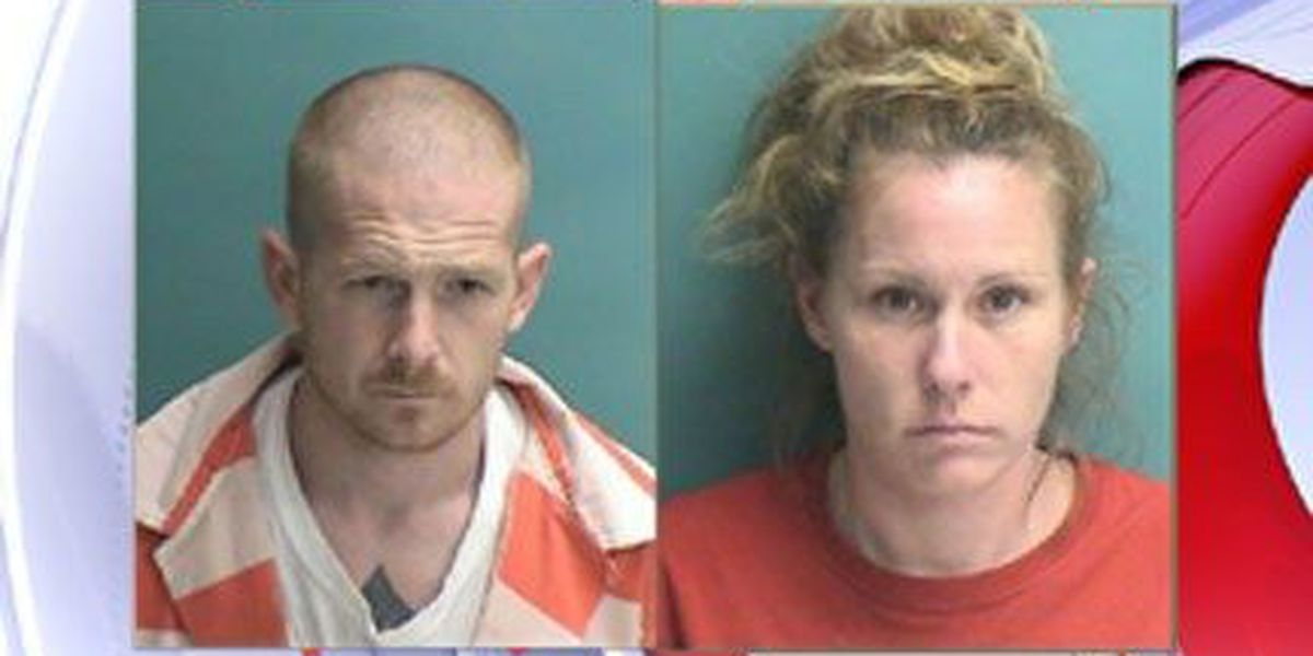 Nacogdoches PD: Traffic stop results in 2 arrests, seizure of 61 lbs of weed, guns, cash