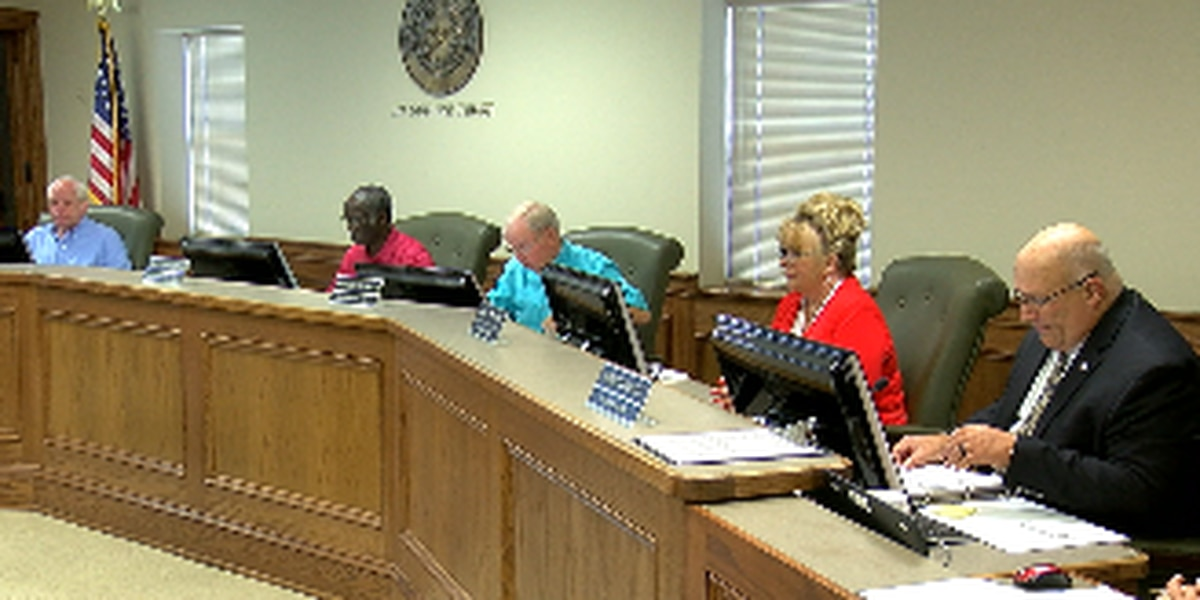 Nacogdoches Commissioners wrap up requests for 2019-2020 county budget