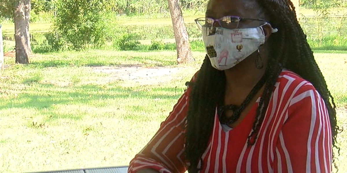 Deaf East Texas woman talks about staying safe, communicating through statewide mask mandate