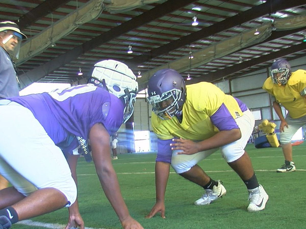 Lufkin preparing with days notice for Nederland