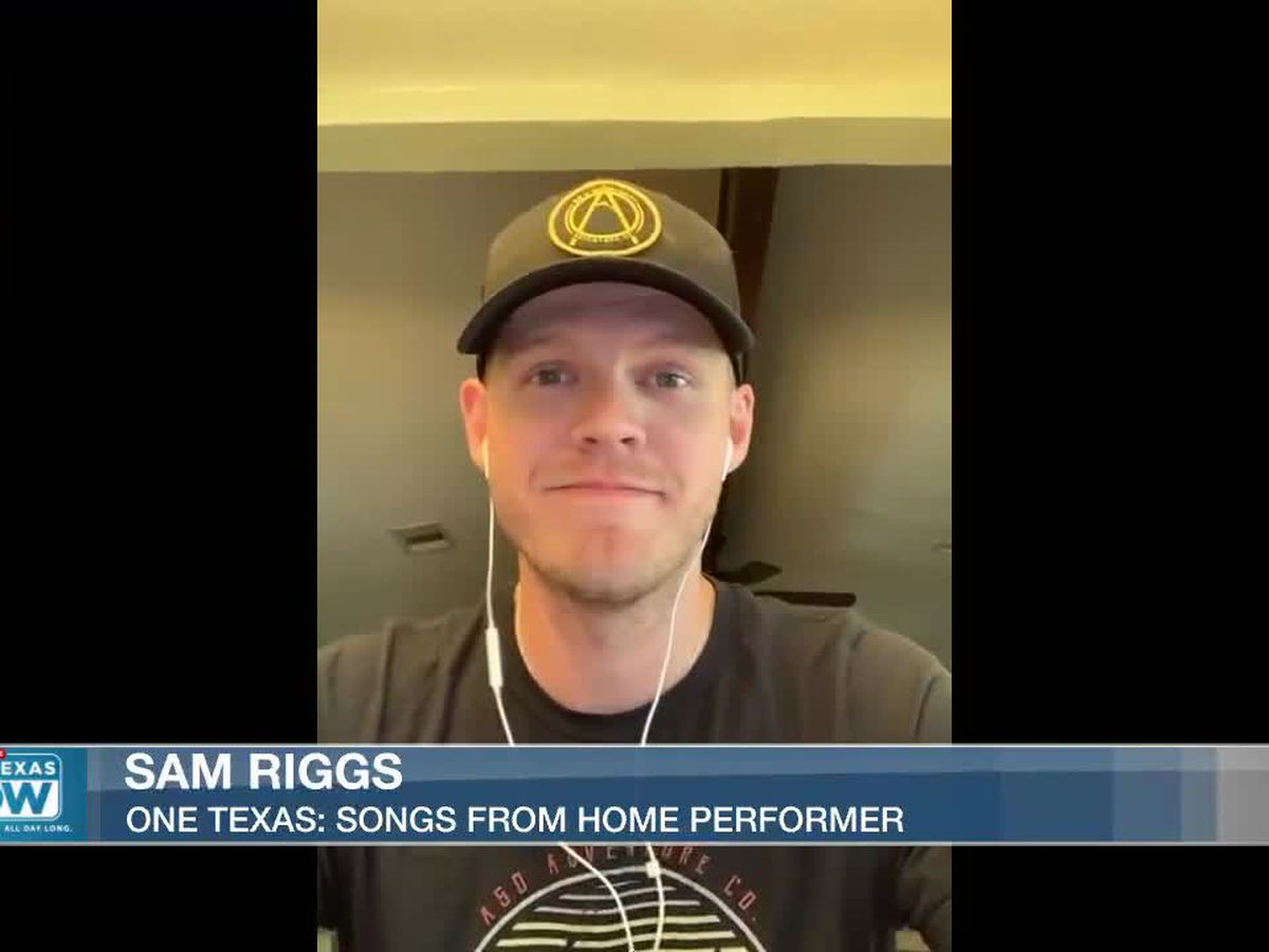WATCH: Sam Riggs, Aaron Watson and more perform in One Texas: Songs From Home