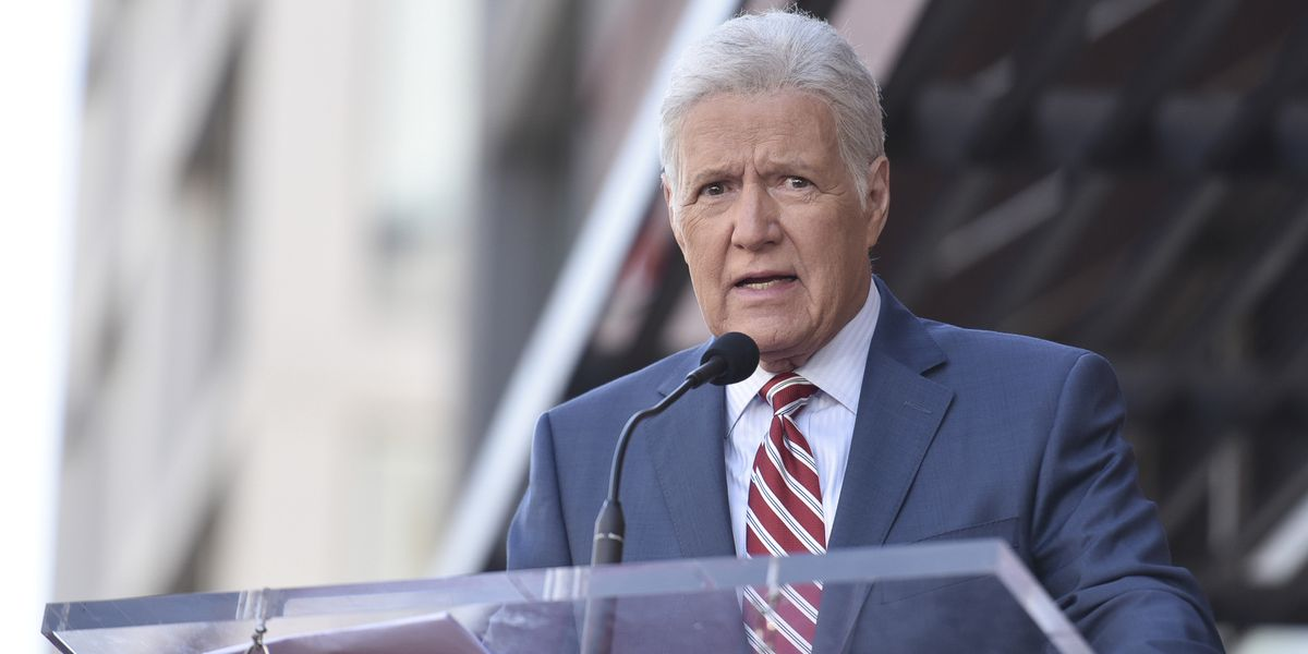 Alex Trebek discusses the latest in his cancer battle