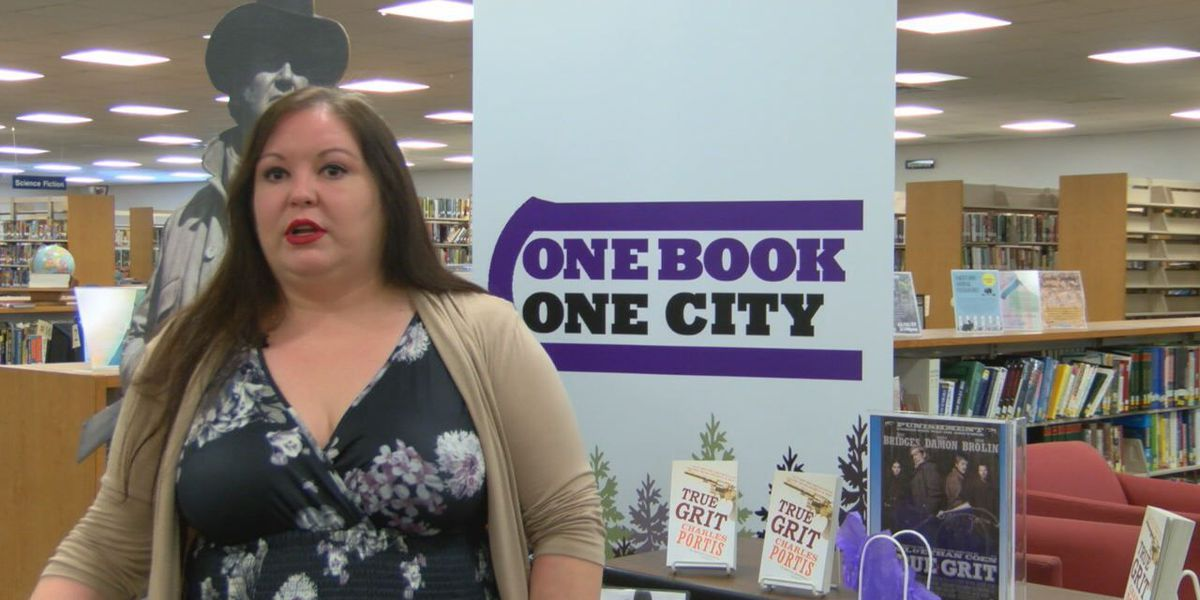 Nacogdoches Public library urging people to read 'True Grit' as part of One Book, One City