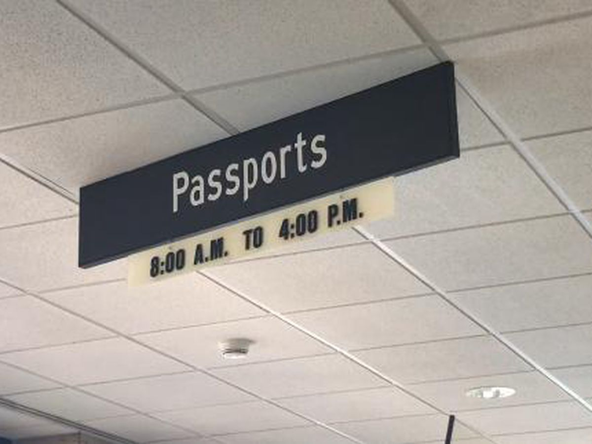 NEXT NORMAL: Pandemic delays passport processing