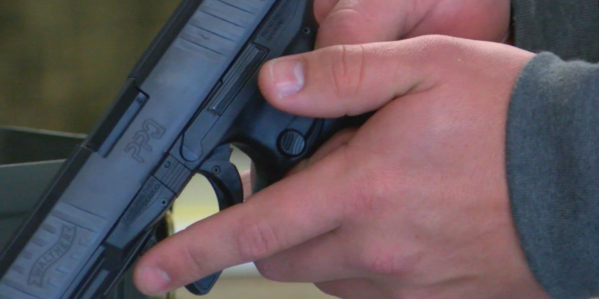 Angelina College will follow state law in allowing concealed handguns