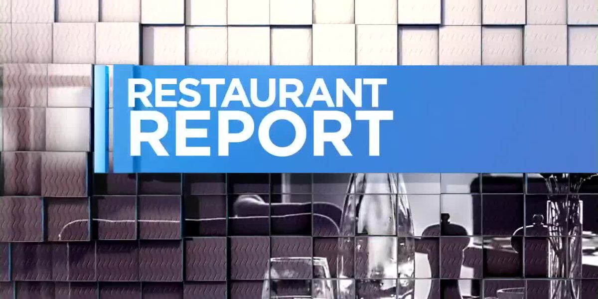 Restaurant Report - Nacogdoches - 01/10/19