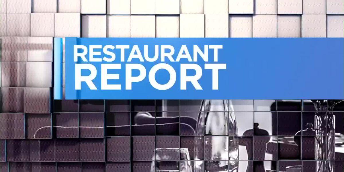 Restaurant Report - Nacogdoches - 01/10/19
