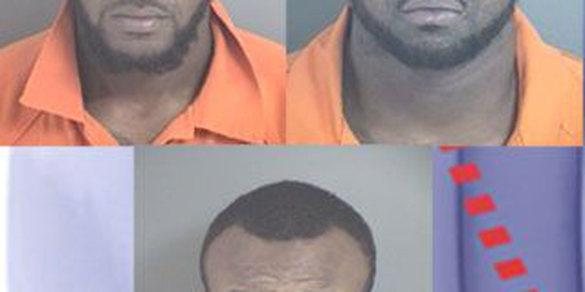 Angelina Co. Sheriff's Office: 3 men found asleep at store found with 286 grams of Xanax