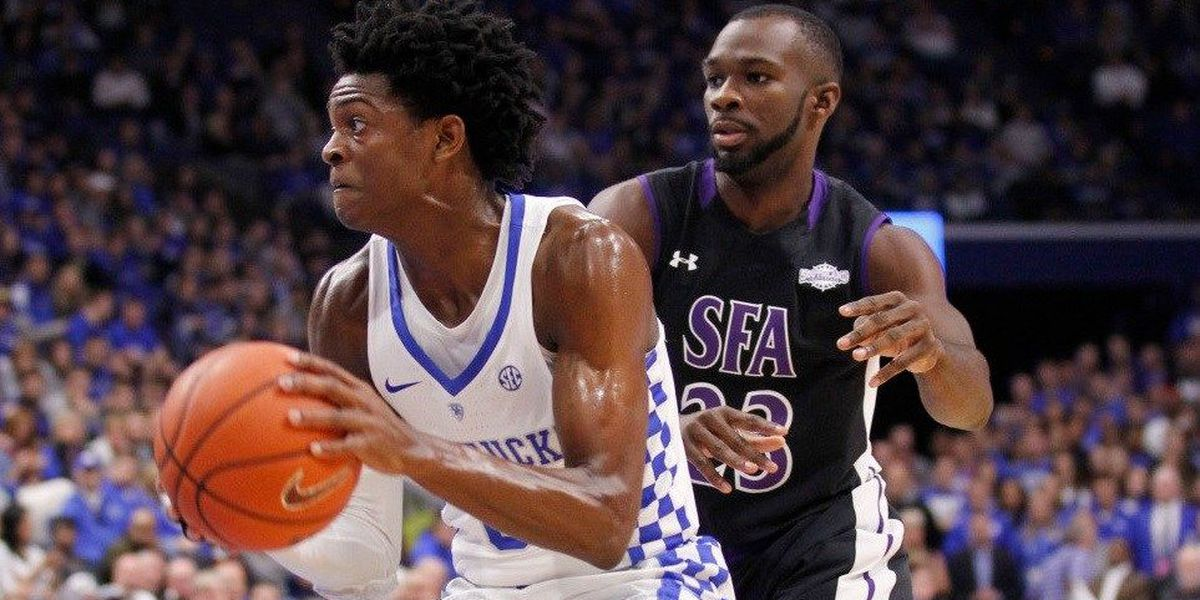 'Jacks fall to #2/4 ranked Kentucky 87-64 in Rupp Arena